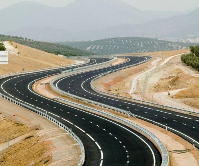 Construcción de carreteras Zaragoza