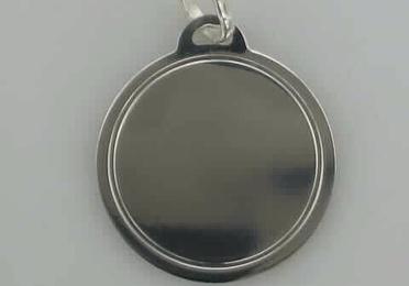 Chapa en plata