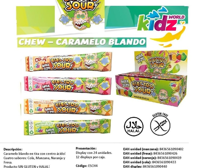 Productos KIDZ WORLD: Productos de Sarigabo, S. L.
