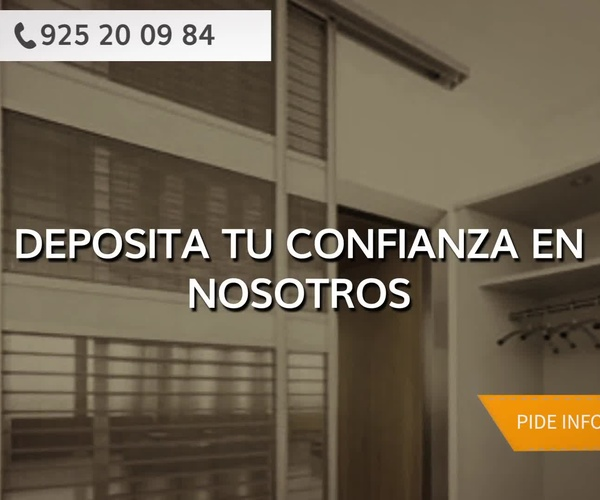 Carpintería y ebanistería en Villacañas | Carpintería J.S.J.