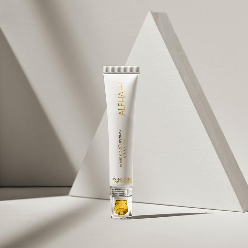 Liquid Gold Firming Eye Cream con AHA's de Perlas de Lima: Servicios de Farmacia Évora Centro