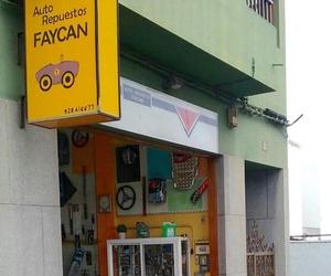 Tienda de recambios de automóvil en Las Palmas