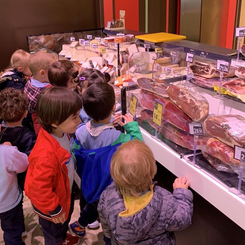 Excursiones: Servicios e Instalaciones de Llar d'infants Petits Gegants
