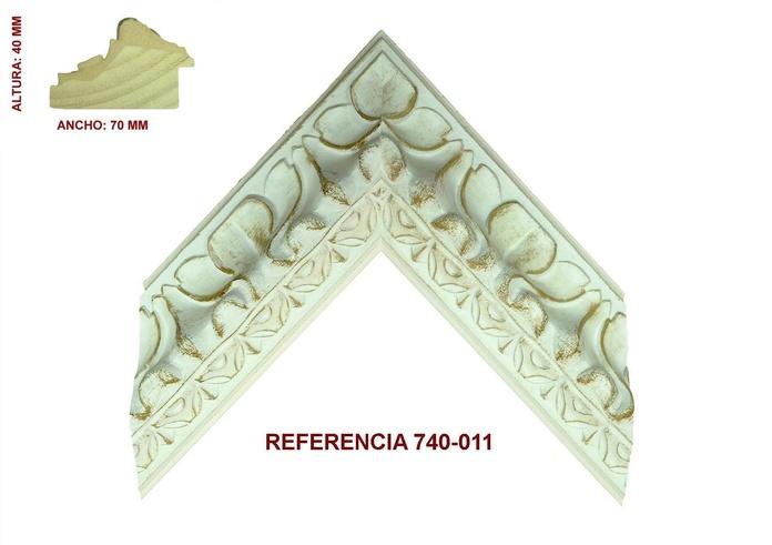 REF 740-011: Muestrario de Moldusevilla