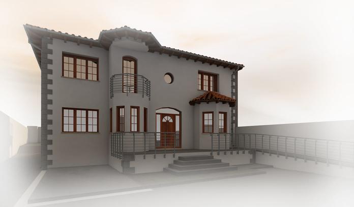 Vivienda unifamiliar en Fontiveros: Servicios y trabajo realizado de José Díaz, Arquitectos