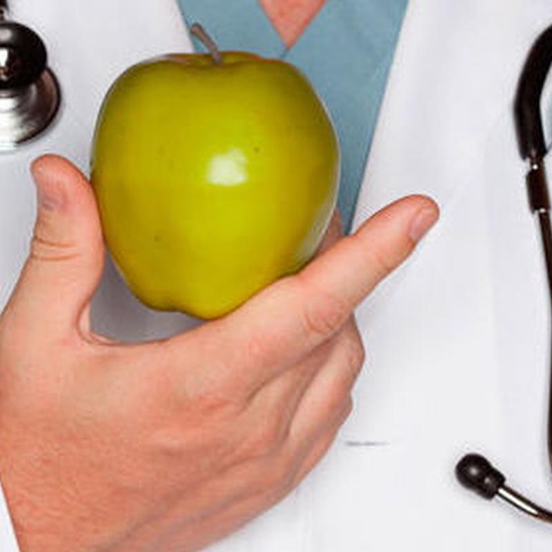 Especialista en dietética, nutrición y celulitis : Servicios médicos de Centro Médico Trébol