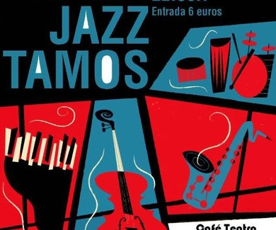 BIG BAND JAZZ TAMOS EN CAFÉ TEATRO RAYUELA