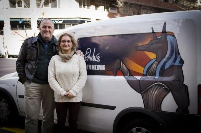 Tintorería a domicilio en Barcelona