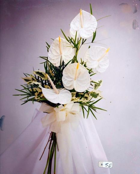 Ramo de novia:  de Floristería Contreras
