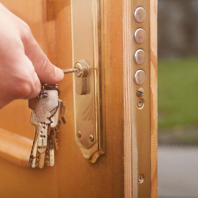 Instala en tu casa una cerradura antibumping y evita los robos