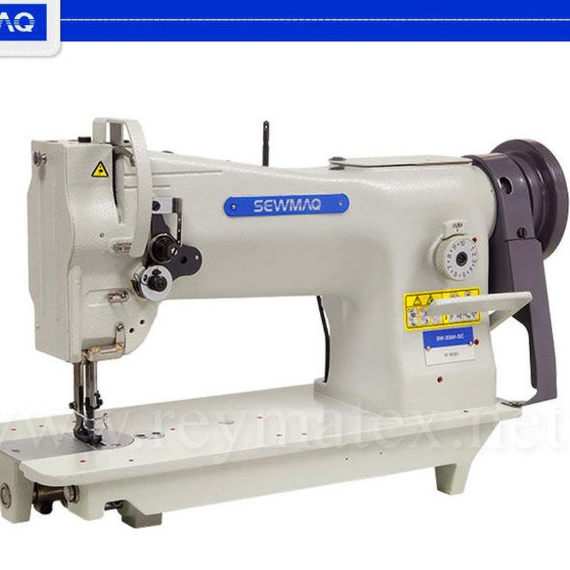 Máquina de TRIPLE ARRASTRE garfio certical: Productos de Cotexma
