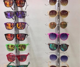 Gafas de Sol: Catálogo de Atención al Cliente