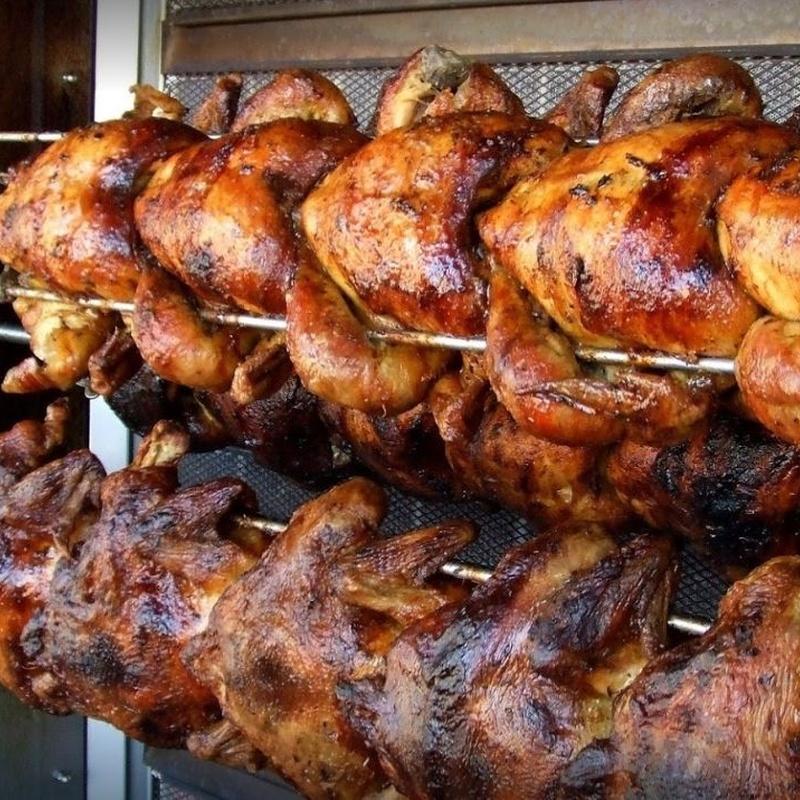 Pollo a l'Ast: Nuestros Servicios de LA MÚRGOLA BOIX, menjar per emportar