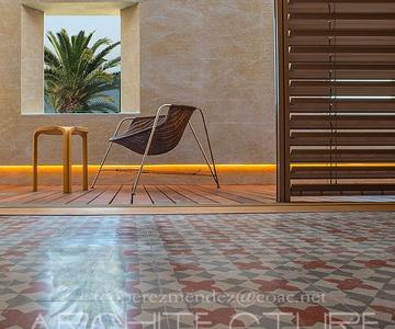 Casa Antonio Serra , Modernismo. Architect Sitges.  FPM Studio  Barcelona