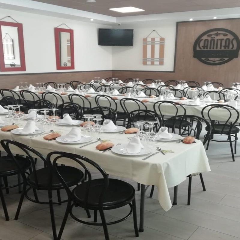 Celebraciones: Bar Restaurante de Casa Cañitas