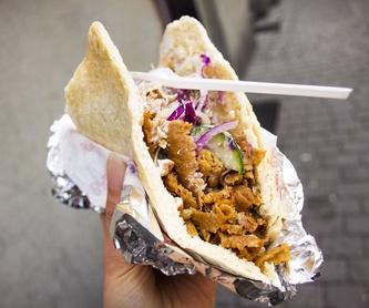 Menú plato: Carta de Son Delicias