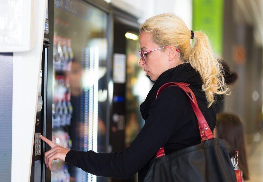 Las máquinas expendedoras de vending son muy ventajosas