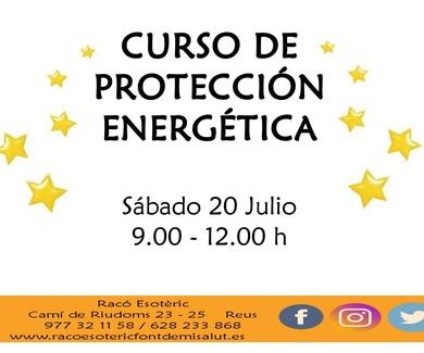 Curso de Protección Energética