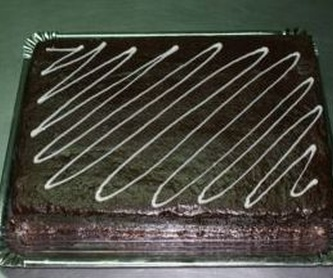 Producción diiaria de productos de pastelería