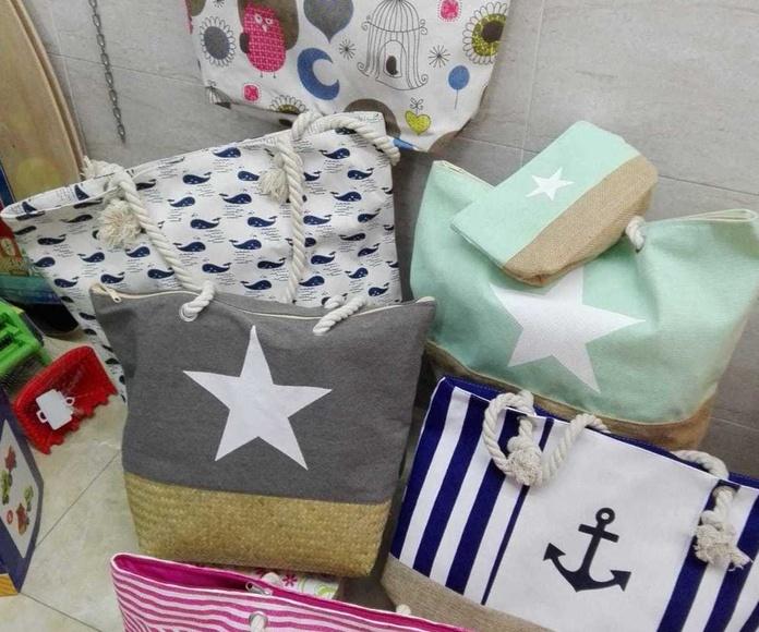 bolsas para la piscina o playa