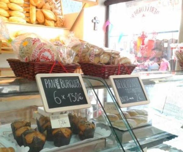 Panadería artesanal desde 1963