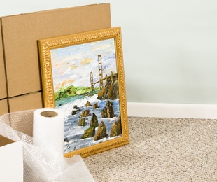 Transportes de obras de arte