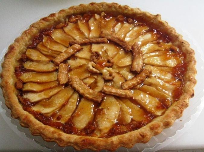 Curiosidades y virtudes de la tarta de manzana