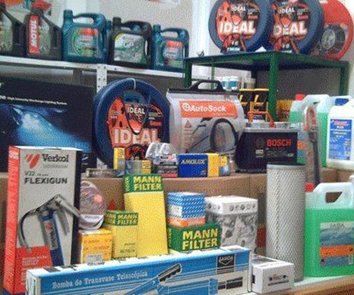 Lubricantes y grasas industriales: Servicios de Comercial Castilla
