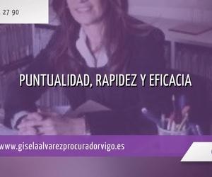 Procuradores en Vigo | GISELA ALVAREZ VAZQUEZ
