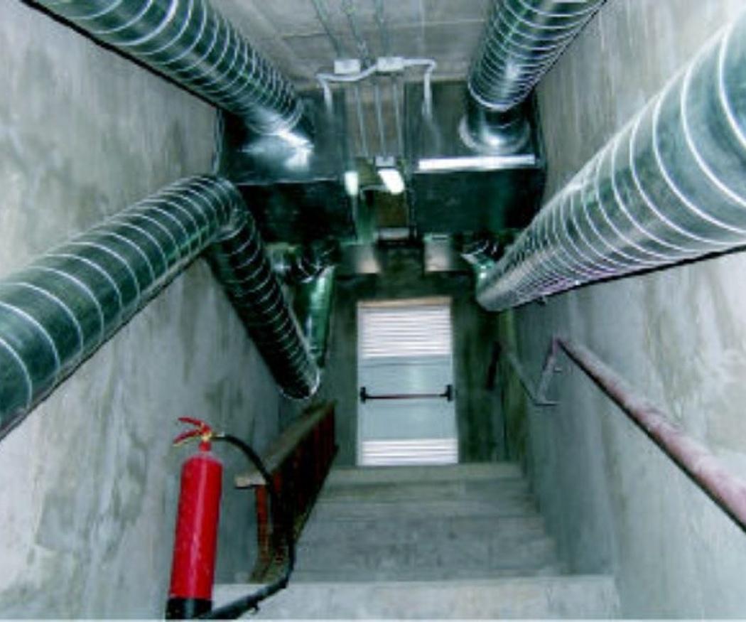 Las ventajas de los equipos de aire acondicionado por conductos