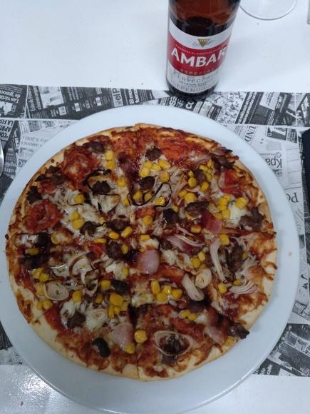 Pizzas: ¿Qué ofrecemos? de Fabi'Ana'S