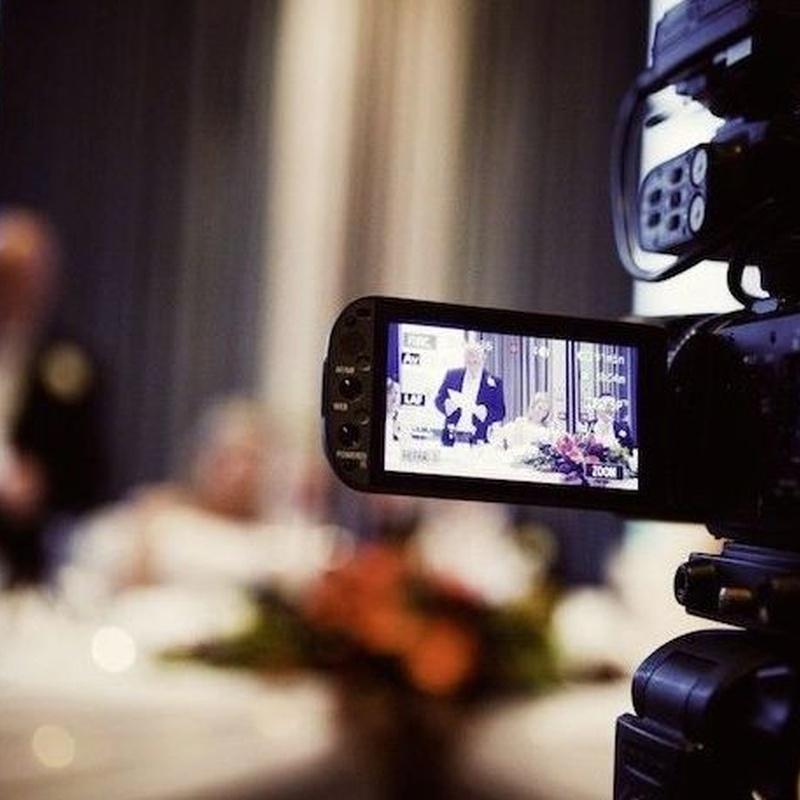 Reportajes de video de boda en Mollet del Valles