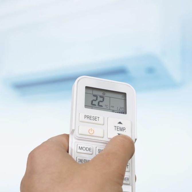 El modo DRY en los aparatos de aire acondicionado