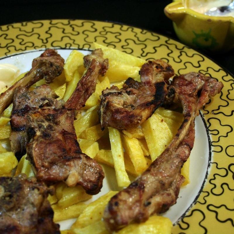 Menú casero diario 10€: Nuestros platos de Brasería el Pulpero de Lugo