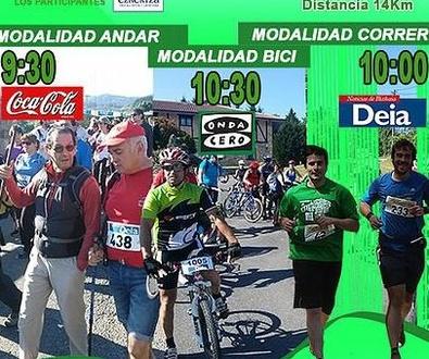 III Marcha Popular Caminos de Derio - 24 Mayo
