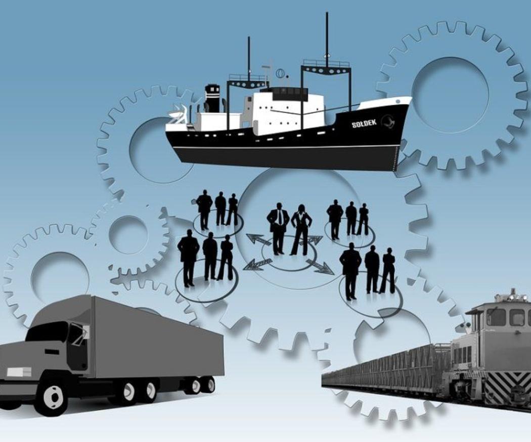 La logística y el transporte en la economía actual