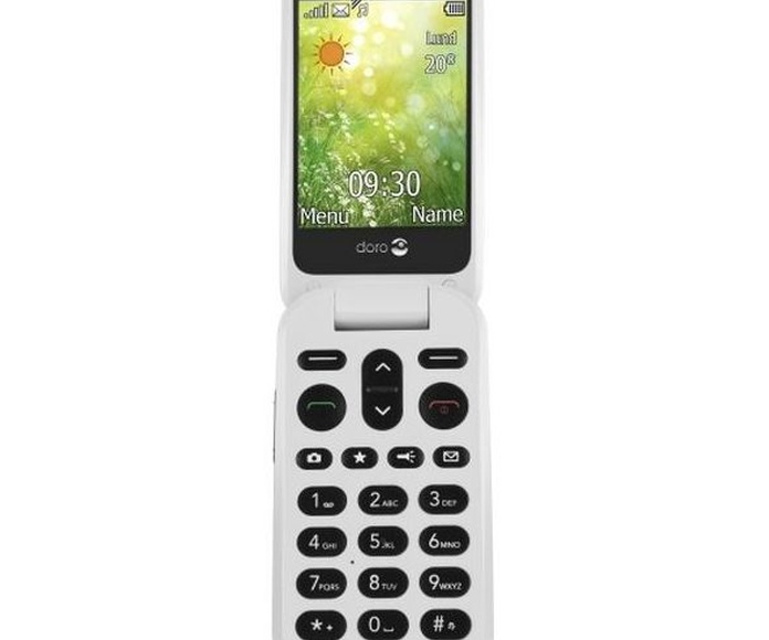 Teléfono móvil para mayores DORO 6050