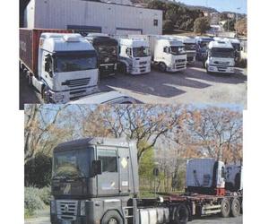 Transporte de mercancías especiales en Tarragona