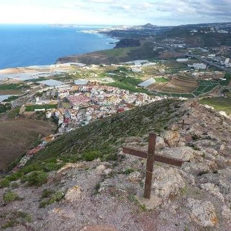 Destino ~ Destination: Santa María de Guía / Galdar: Precios - Servicios y Reservas de Reservas de Taxis Las Palmas de Gran Canaria, Puertos y Aeropuerto. Bookings of Transfers by Gran Canaria.