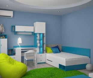 Buscando el equilibrio en los dormitorios adolescentes