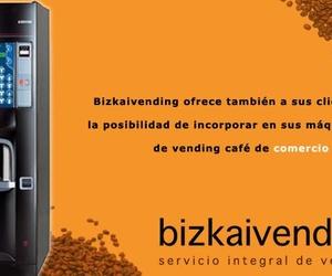 Galería de Vending en Bilbao | Bizkaivending