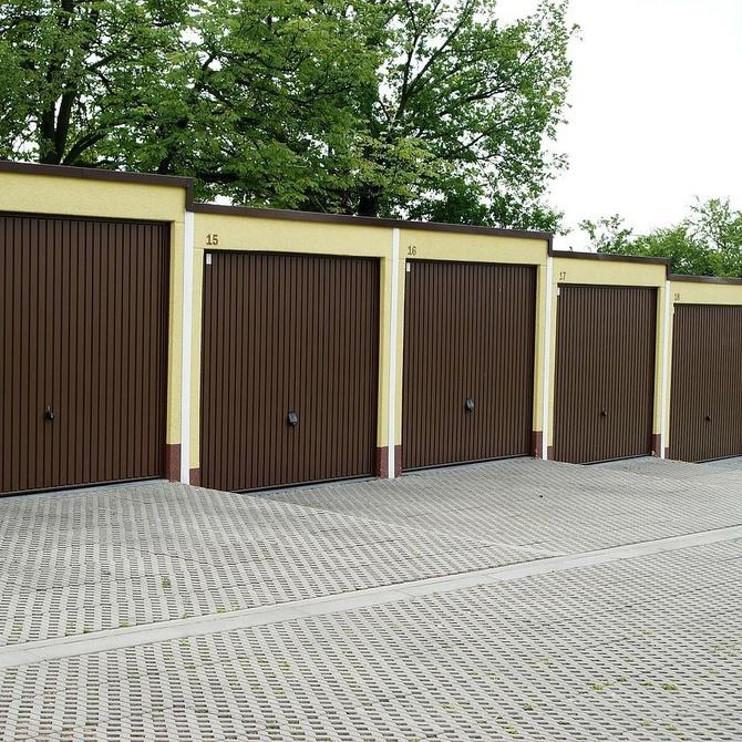El mantenimiento de las puertas de garaje automáticas