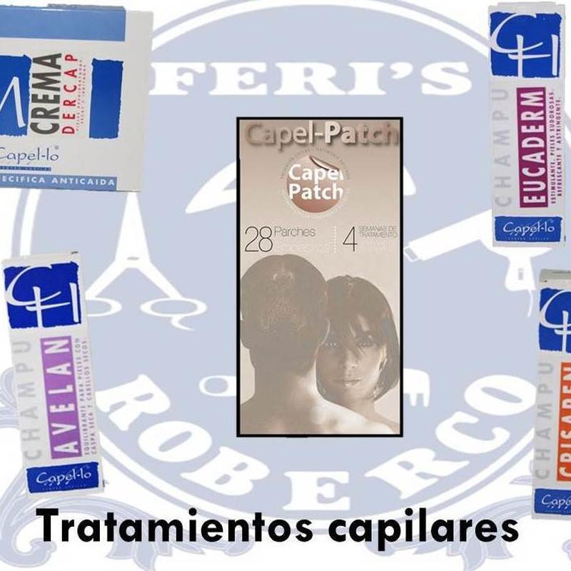 Tratamientos capilares.: Productos  de Feri´s Roberco