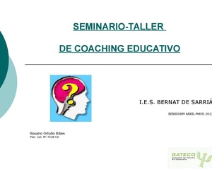 Coaching Educativo e Inteligencia Emocional.