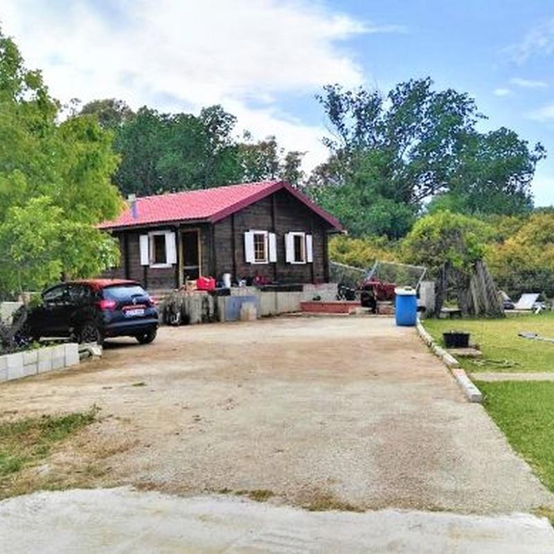 San Martín de Tesorillo – Cabaña de Madera / Ref.- ID-R3430915: Inmuebles de DreaMarbella Real Estate