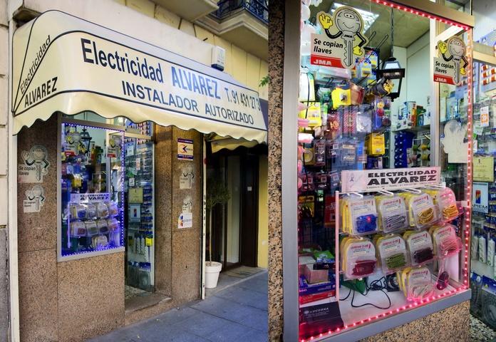 Electricidad Lagasca 30