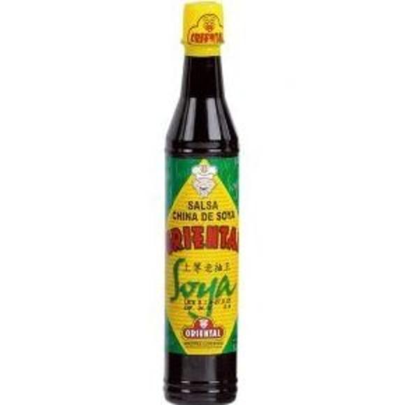Soja Oriental 100 ml: PRODUCTOS de La Cabaña 5 continentes