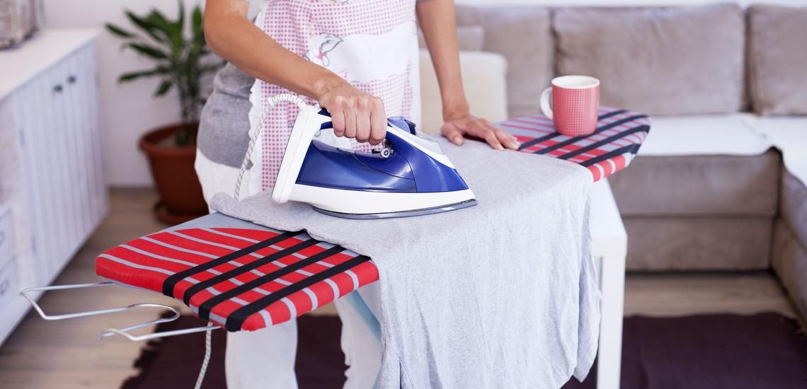 Planchado y lavado de ropa a domicilio en El Maresme