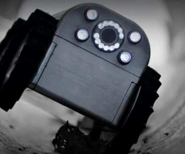 ROBOT INSPECCION DE TUBERIA