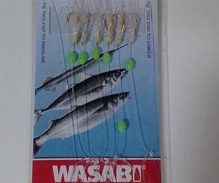 Pluma Wasabi